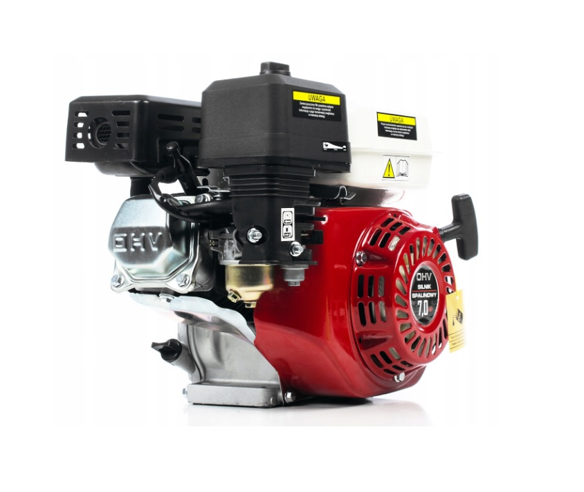 OHV motor RIPPER 7 HP 223cc 19x50mm