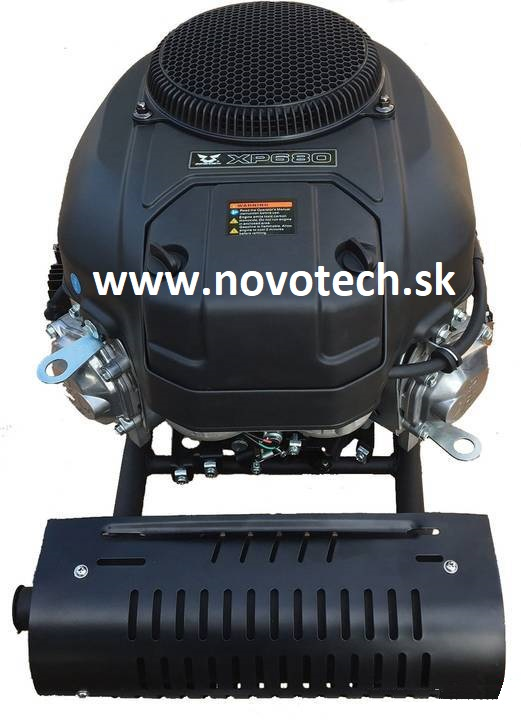OHV ZONGSHEN XP 680 22 HP TWIN