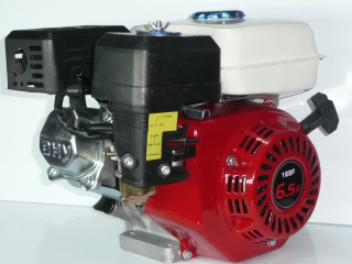 OHV motor RIPPER 6,5 HP -hriadel 20x50mm